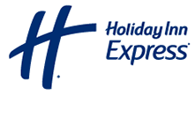 Holiday Inn Express hotel logo.