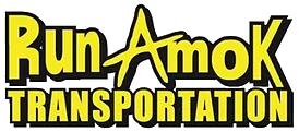 Run Amok logo.