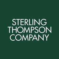 Sterling Thompson Company logo.