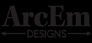 ArcEm Designs logo.