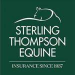 Sterlling Thompson Equine insurance logo.